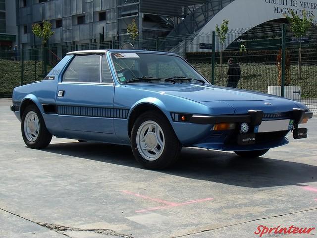 Fiat X1/9 1977