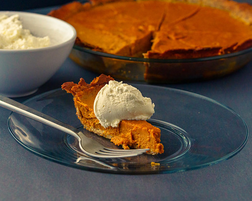 2020.11.25 Low Carbohydrate Healthy Fat Pumpkin Pie, Washington, DC USA 331 21209 | by tedeytan