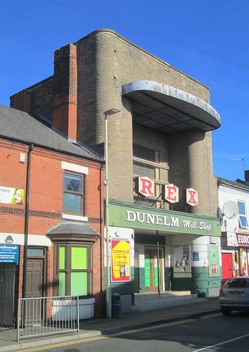 Coalville, Former Rex Cinema
