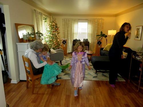 Carol, Cora, Josie, & Emily