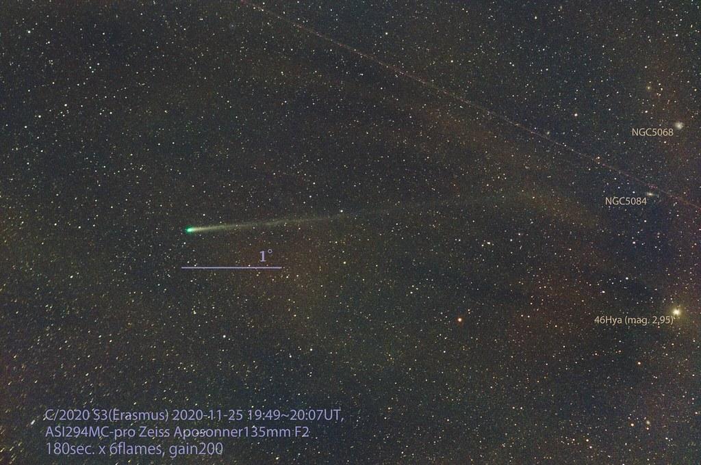 C/2020 S3 (Erasums)