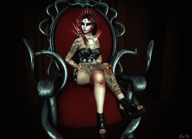 Thinking Throne..