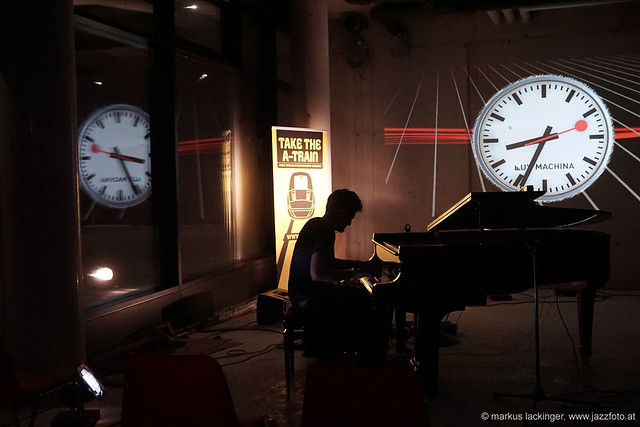 Matthias Leboucher: piano