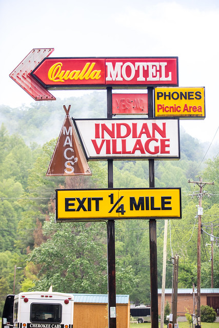 Qualla Motel