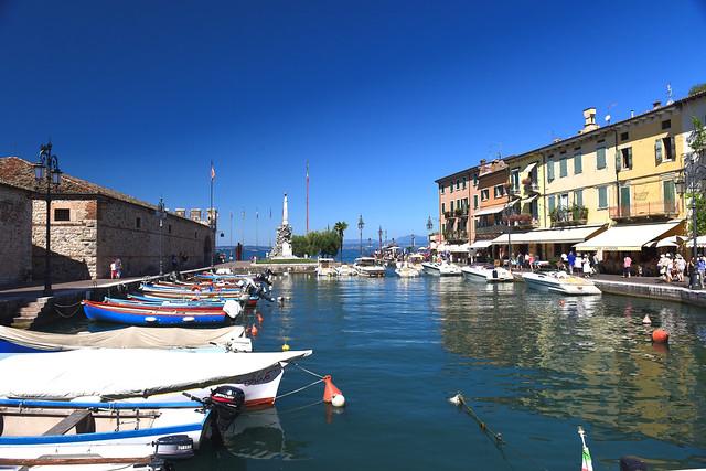 Lazise, Lago di Garda, Italy July 2016 152