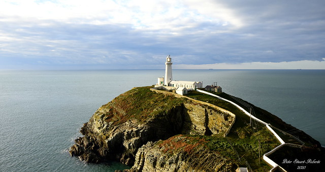 Fading Light  (South Stack)