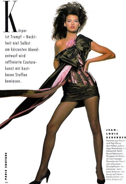 # SCHERRER couture