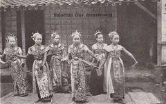 Javanese Dancers, 1915