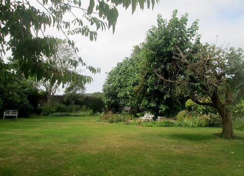 Lamb House, Rye, Garden