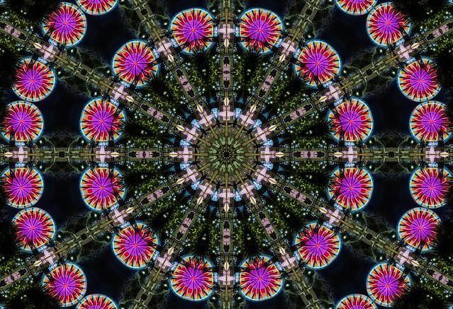 kaleidoscopic skystar