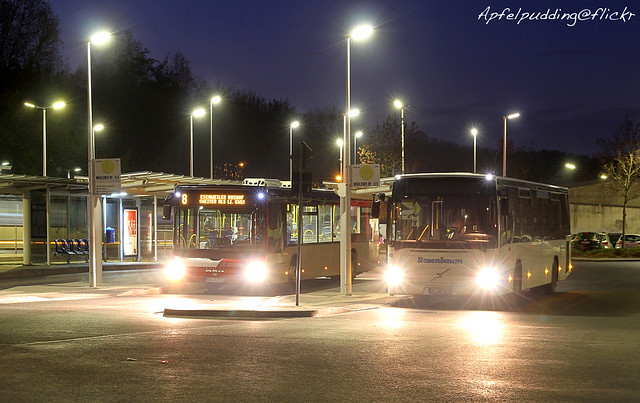 Bunte Buswelt - Stolberg (Rheinland)