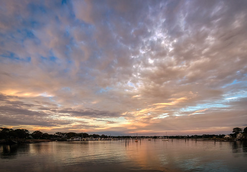 brandfordpoint branford branfordharbor connecticut hdr newengland nikon nikond5300 outdoor clouds evening geotagged harbor outside sky sunset water
