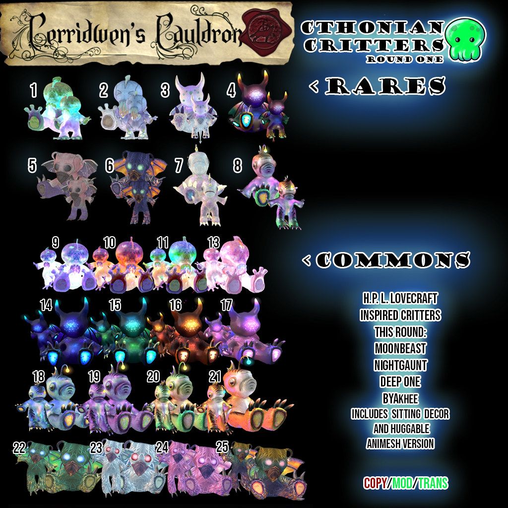 PSSTTTTT!!  WE HAVE ANOTHER SURPRISE FOR YOU FOR BLACK FRIDAY AT CERRIDWEN'S CAULDRON!!!