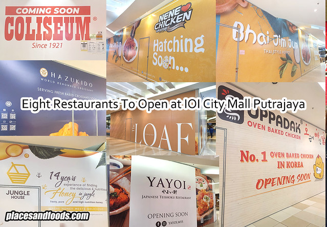 ioi eight new restaurants