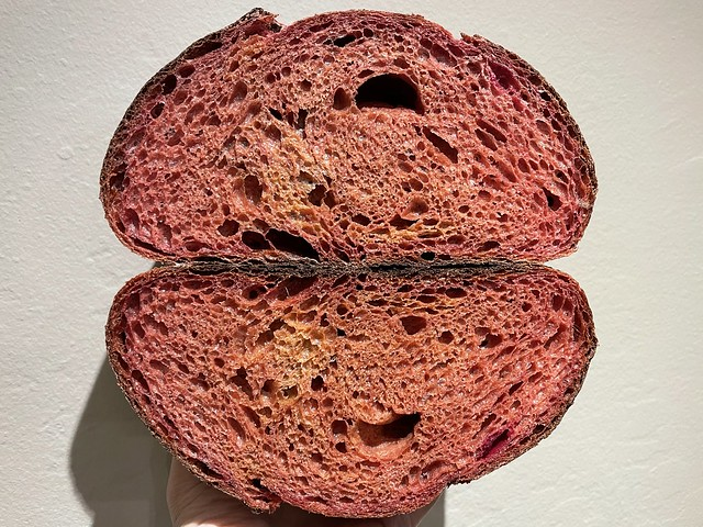 Whole Wheat 25-% - Beetroot