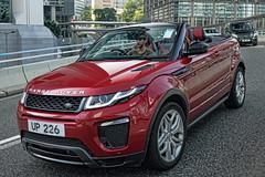Range Rover   Land Rover - UP 226
