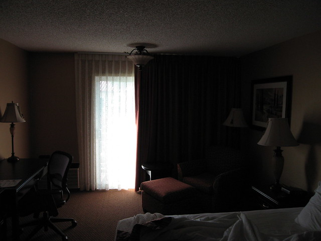 Hotel room,Chicago