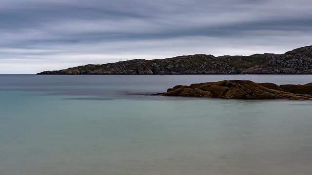 Scotland 2020 - decent light at Clachtoll Beach