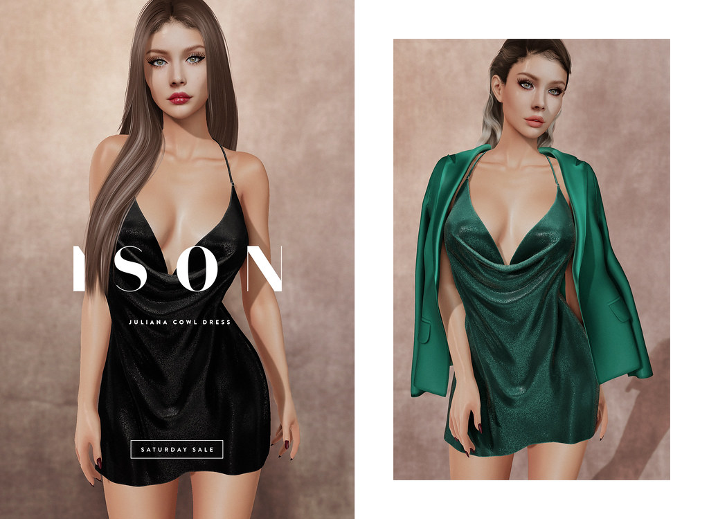 ISON x Saturday Sale / November 28th, 2020