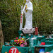 Shrine to Kuan Yin, Sir Cecil's Ride.