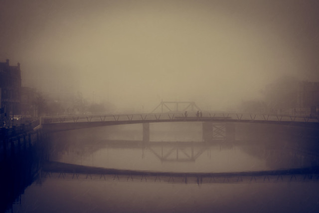 Foggy day in Cork Nov 20