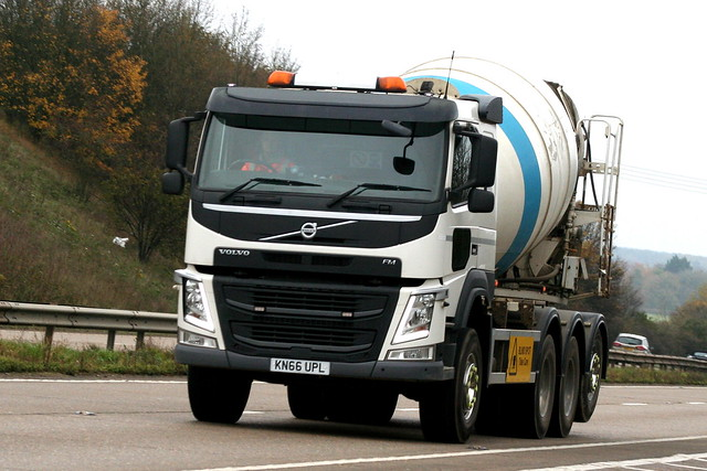 VOLVO FM KN66UPL MYSTERY MIXER