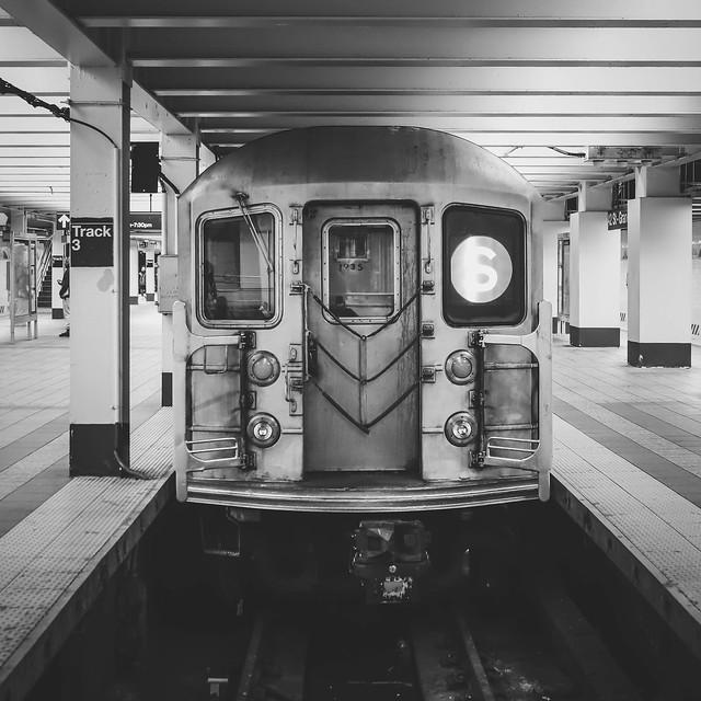 NYC Subway 2018-11-02