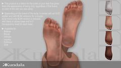KUNDALA Dirty Feet