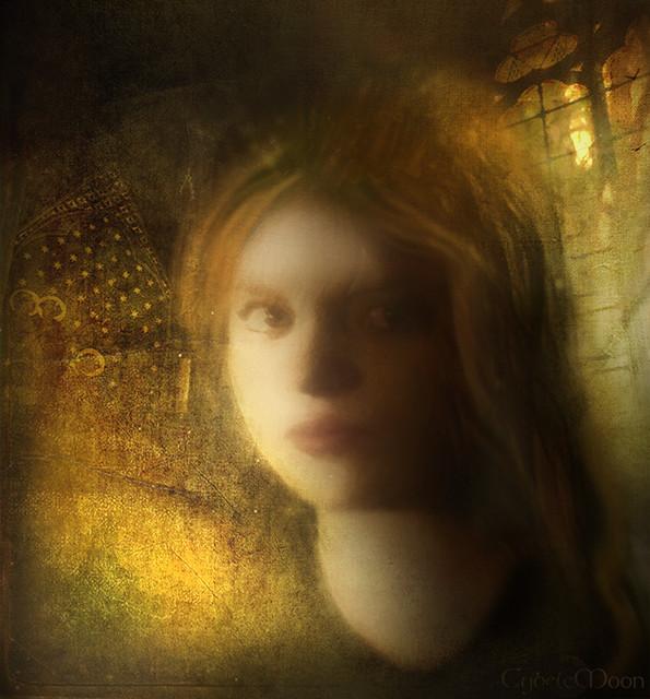 a portrait of Jennie (Gwenhwyfar)