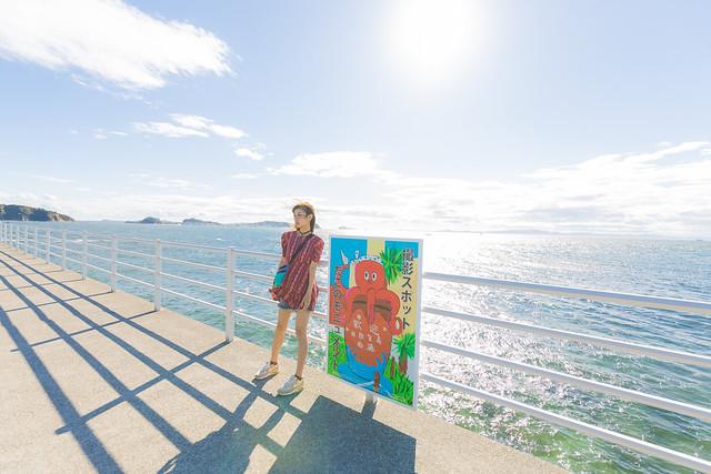 Himakajima Island 日間賀島