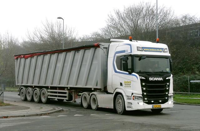 Next Generation Scania R500 CA41220