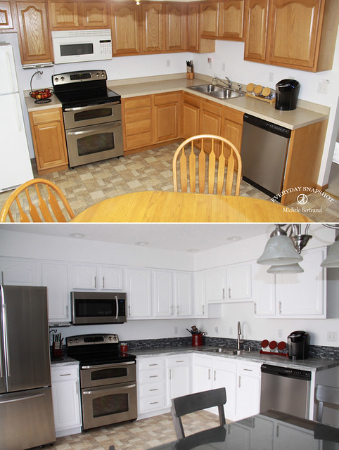 01 Kitchen Before After