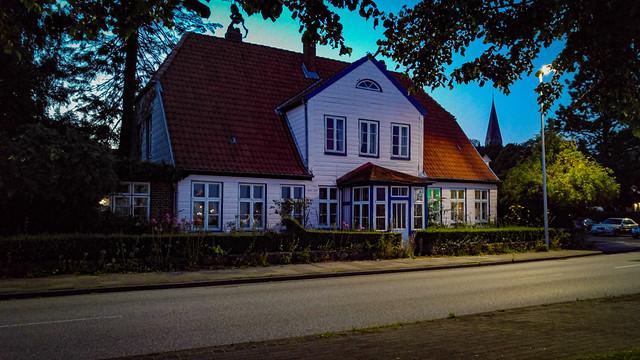 Haus am Eckernfördener Hafen House at the Eckernfoerde harbour