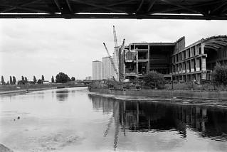 Clapton Park Estate, Clapton Park,  Hackney, 1982 32k-64_2400
