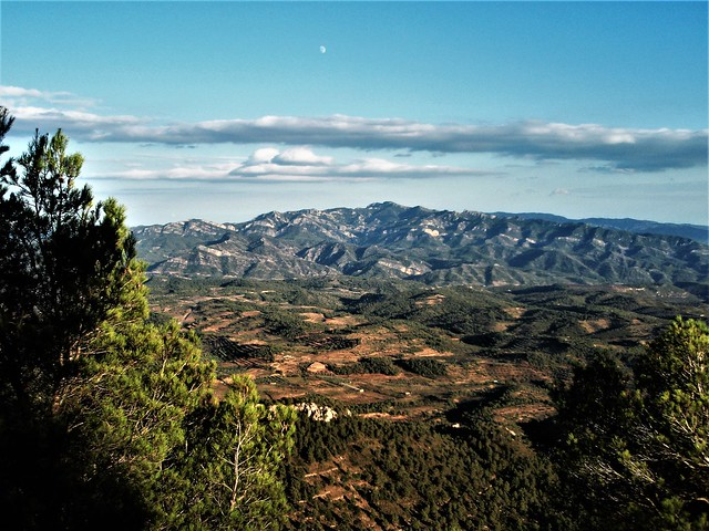 Sierra de Pándols - Tarragona