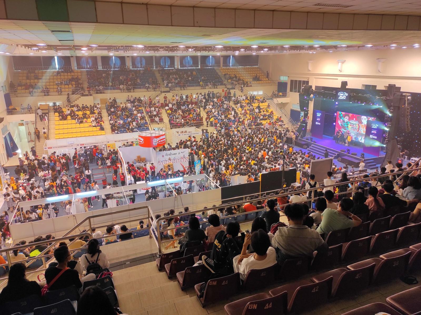 鬼滅の刃イベントin HCM, Vietnam