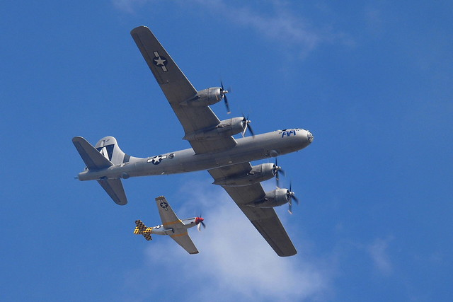 N529B B-29A Commemorative Air Force