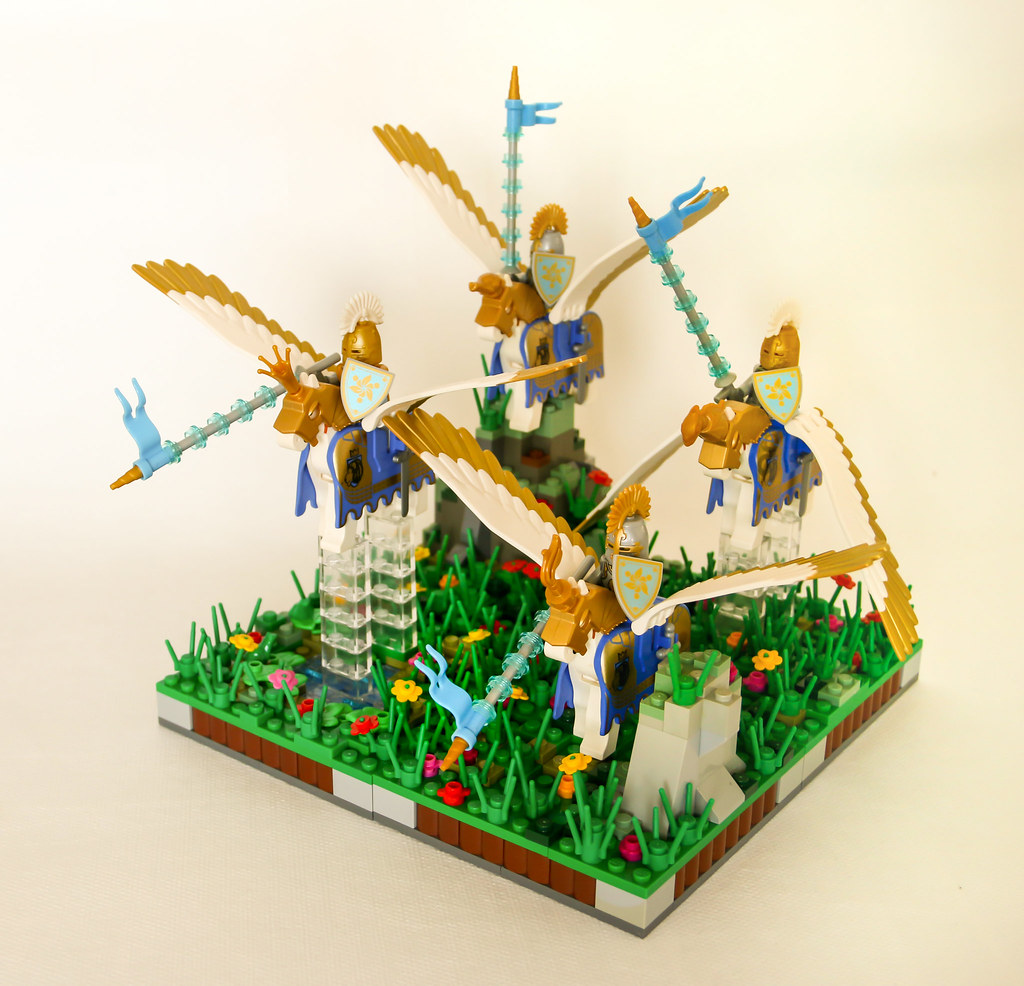 Pegasus Knights of the Enchantress Tower