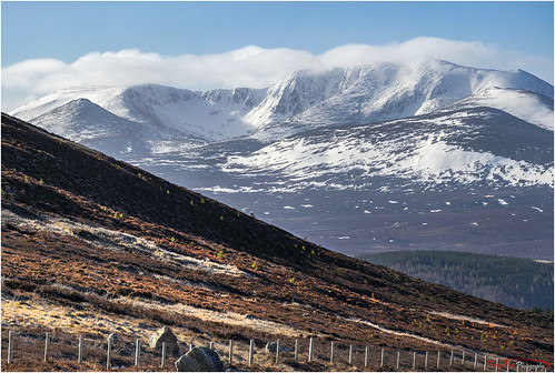 Lochnagar Near Balmoral