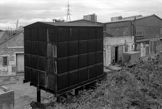 Marshgate Lane, Stratford Marsh, Stratford, Newham, 1990 90-9h52_2400