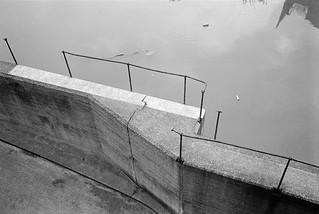 City Mill River, Blaker Rd,  Stratford Marsh, Stratford, Newham, 198335v-26_2400