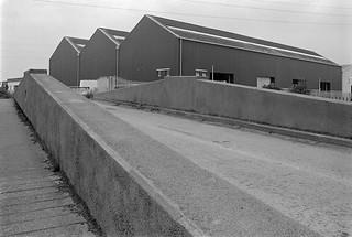 Bridgewater Rd, Stratford, Newham, 1983 35q-12_2400