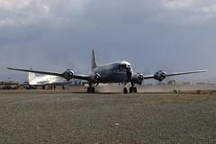 SAS DC-4 CP-1207, La Paz, Bolivia 23Sep94