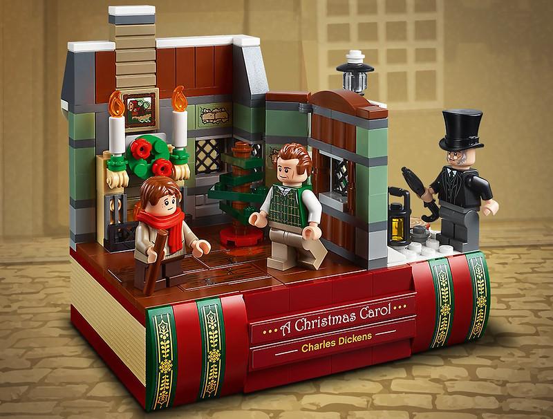 LEGO Dickens GWP