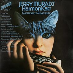 Jerry Murad's Harmonic Cats