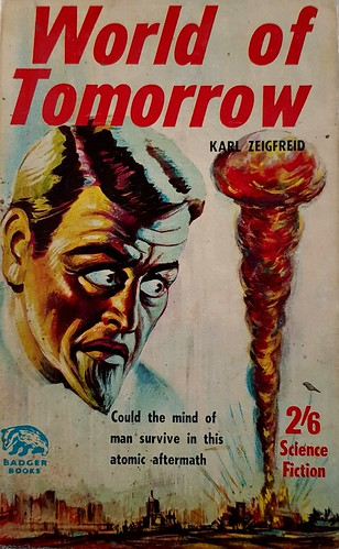 World Of Tomorrow - Badger Books - No SF 84 - Karl Zeigfreid - 1963