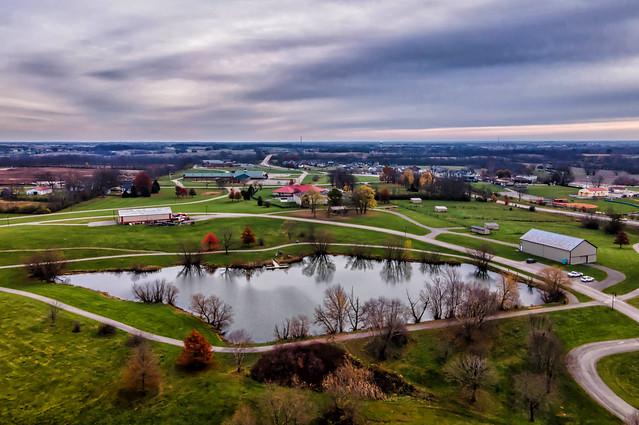 Scott County Park in Georgetown, KY