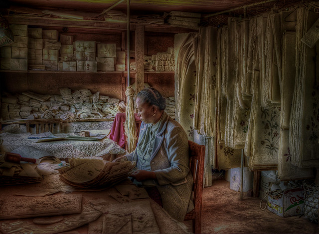 Crafts Woman