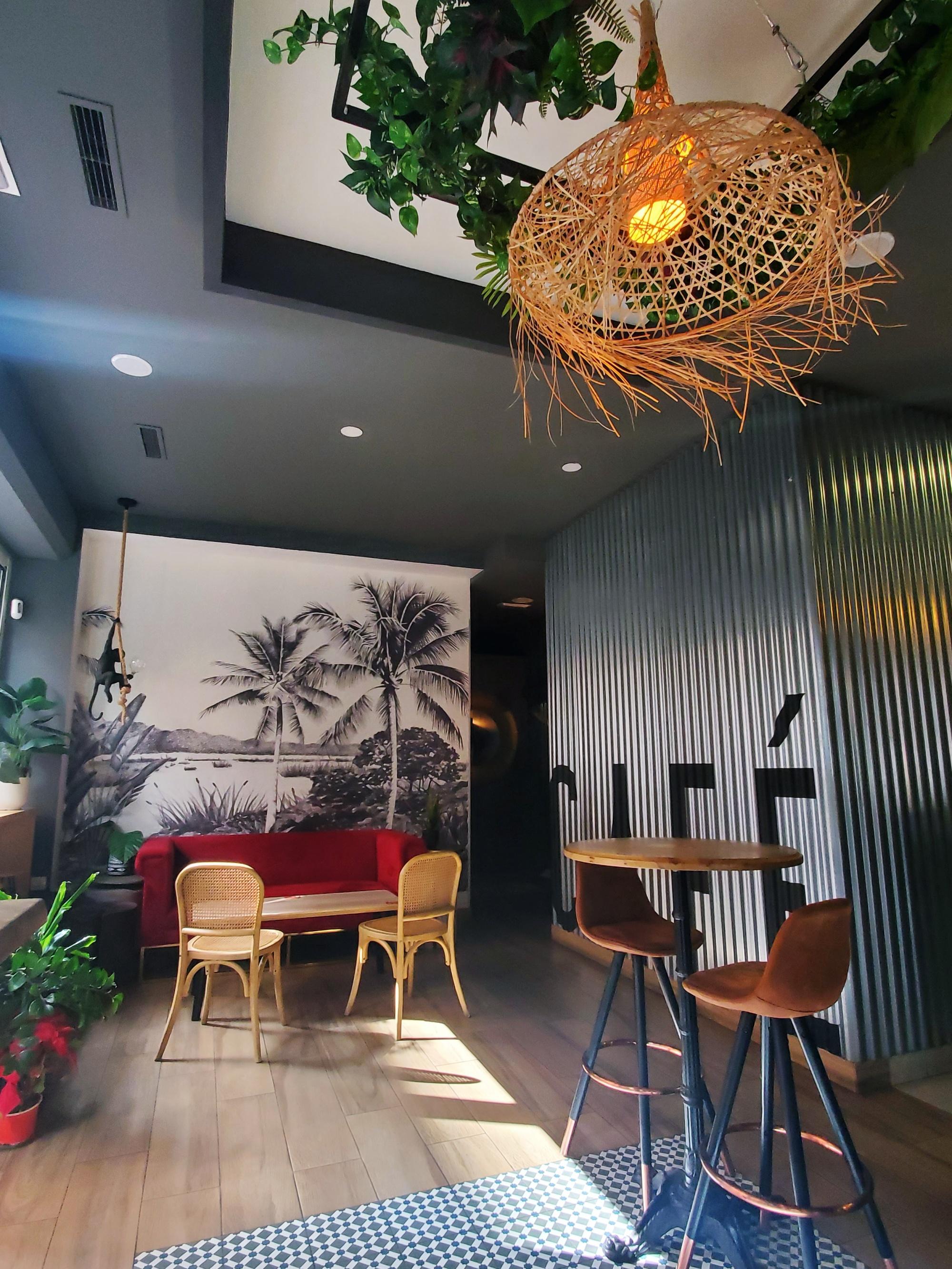 Roka Cafe Las Palmas