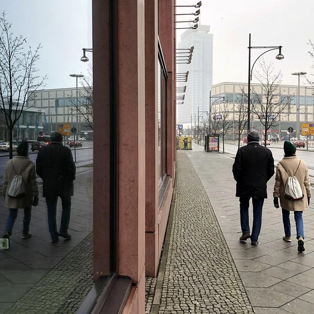 Alexanderstraße / Berlin-Mitte